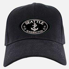 Seattle Anchor Baseball Hat