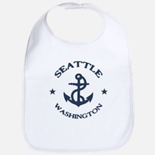 Seattle Anchor Bib