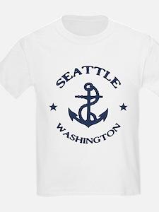Seattle Anchor T-Shirt