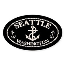 Seattle Anchor Decal