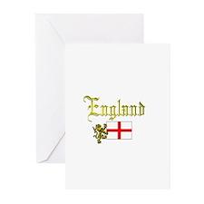 English Greeting Cards (Pk of 10)
