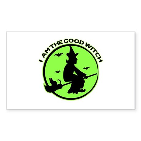 Good Witch Sticker (Rectangle)