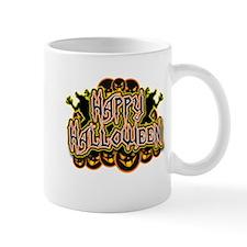 Spooky Happy Halloween Mug