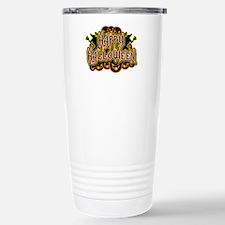 Spooky Happy Halloween Travel Mug