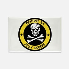 VF-84 Jolly Rogers Rectangle Magnet