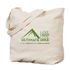 Live. Laugh. Love. HIKE Tote Bag