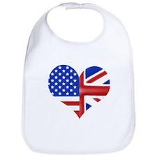 Cool Britain Bib