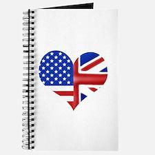 Cute Great britain Journal