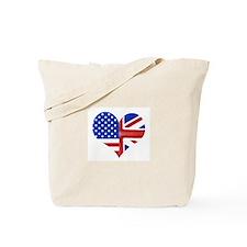 Cute Uk Tote Bag