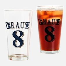 Braun Fraud Drinking Glass