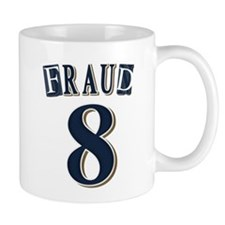 Braun Fraud Mug