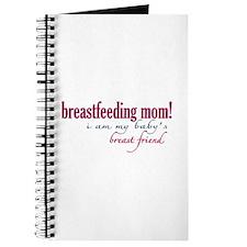 Breast Friend - Mom Journal