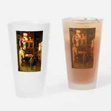 Red Light District Amsterdam Drinking Glass