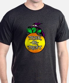 Witch Trick Or Treat T-Shirt