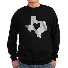 Heart Texas Sweatshirt
