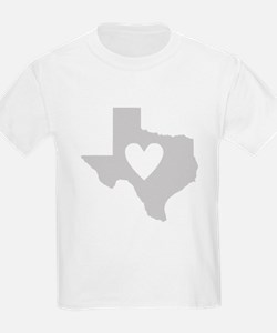 Heart Texas T-Shirt