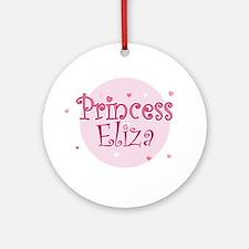 Eliza Ornament (Round)