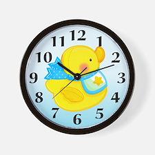 Rubber Duck Wall Clock