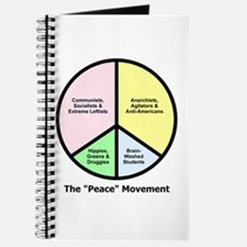 """The """"Peace"""" Movement Journal"""