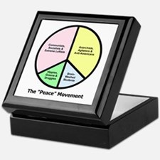 "The ""Peace"" Movement Keepsake Box"