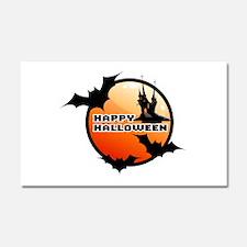 Happy Halloween Car Magnet 20 x 12