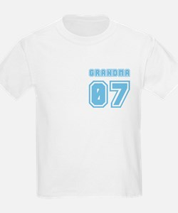 GRANDMA 07 Kids T-Shirt