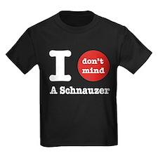 I don't mind... T