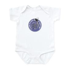 French Horn Infant Bodysuit
