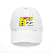 'Power Tools and Vodka' Baseball Cap