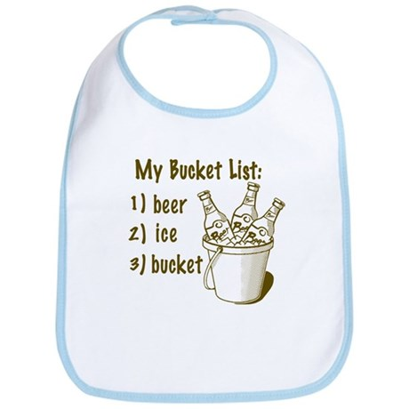 My Beer Bucket List Bib