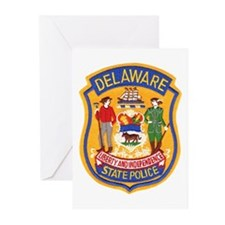 Delaware State Police Greeting Cards (Pk of 10