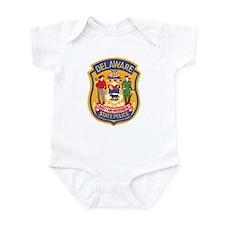 Delaware State Police Onesie