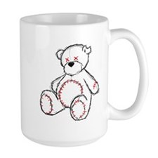 Tragic Bear Sketch Mugs