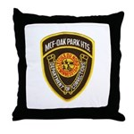 Minnesota Corrections Throw Pillow