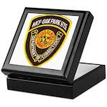 Minnesota Corrections Keepsake Box