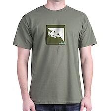 Climbing Girl Icon T-Shirt