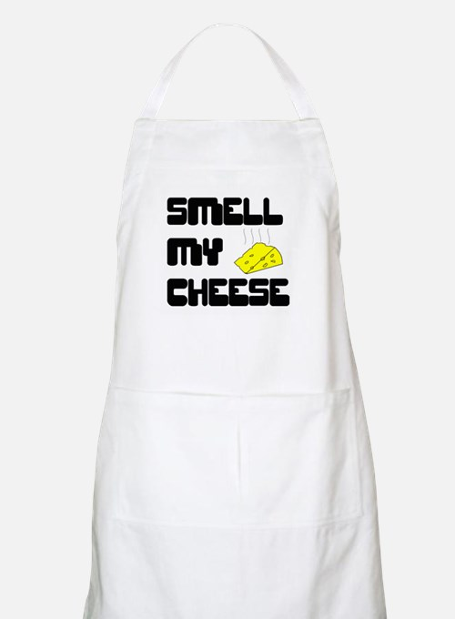 Smell My Cheese BBQ Apron