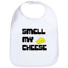 Smell My Cheese Bib
