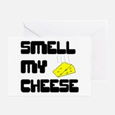 Smell My Cheese Greeting Cards (Pk of 10)