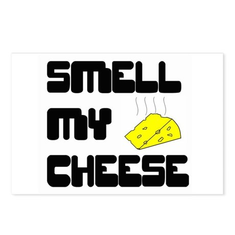 Smell My Cheese Postcards (Package of 8)