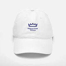Peanut Free Prince Baseball Baseball Baseball Cap