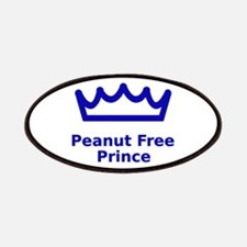 Peanut Free Prince Patches