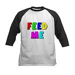 The Feed Me Kids Baseball Jersey