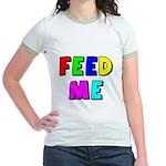 The Feed Me Jr. Ringer T-Shirt