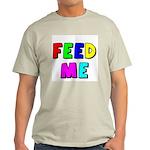 The Feed Me Ash Grey T-Shirt