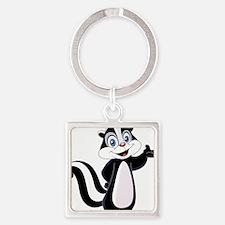 Cartoon Skunk Keychains