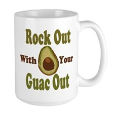 Rock Out With Your Guac Out Mug