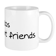 Jindos make friends Mug