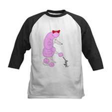 Pampered Pink Poodle Tee