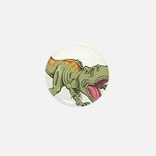 Screaming Dinosaur Mini Button (10 pack)